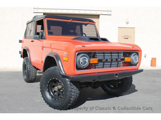 Picture of 1974 Bronco located in Nevada - $59,500.00 - OHOP