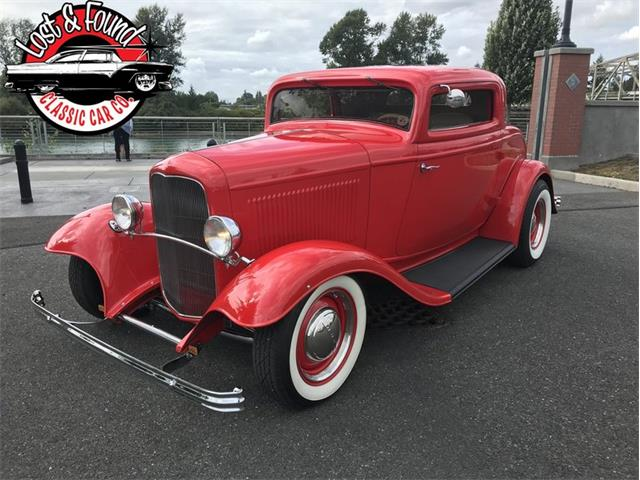 Picture of Classic 1932 Ford Coupe located in Mount Vernon Washington - $46,500.00 Offered by  - OHOR