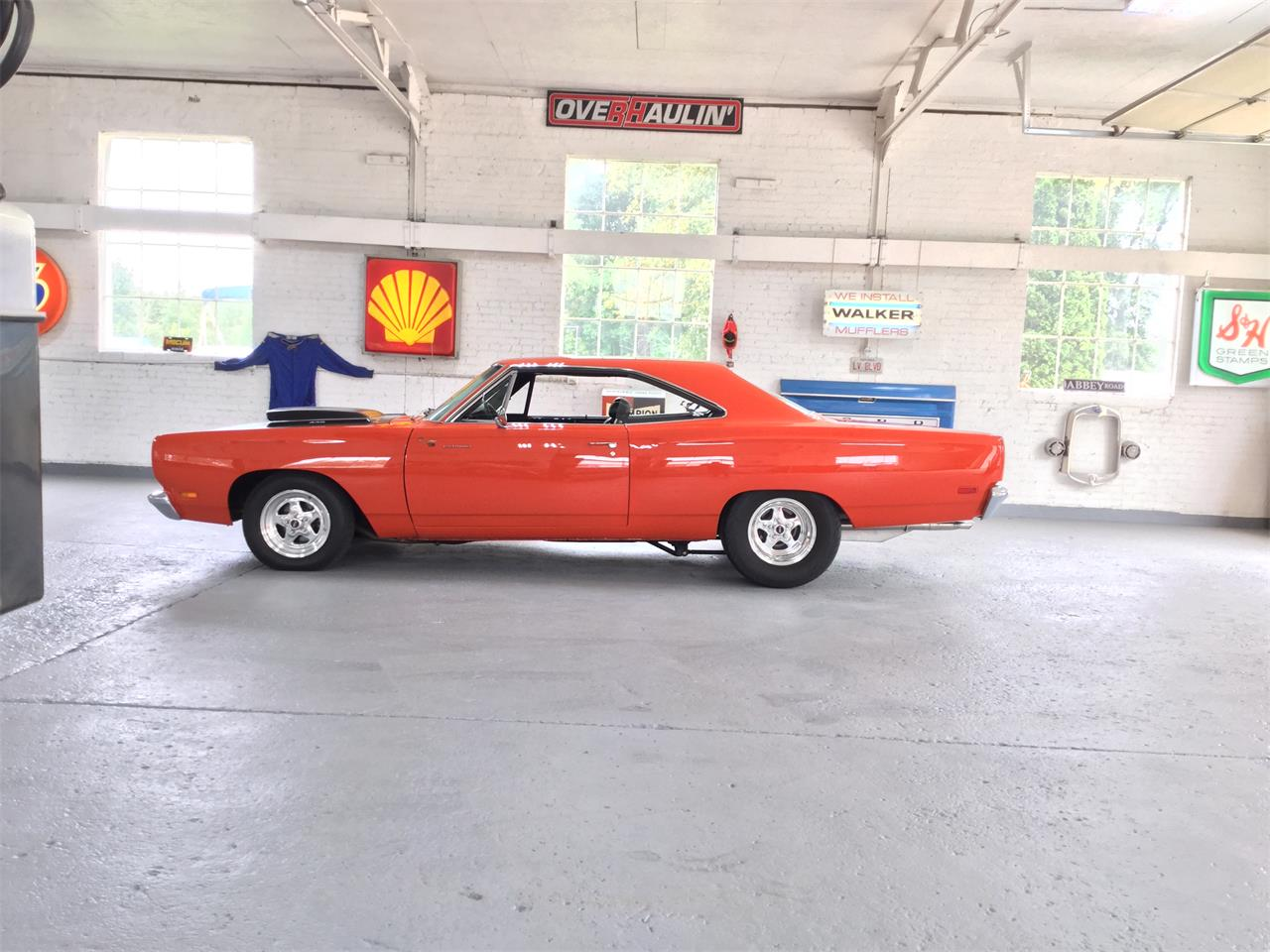 Large Picture of '69 Plymouth Road Runner located in Clarklake Michigan - $55,000.00 - OHP9