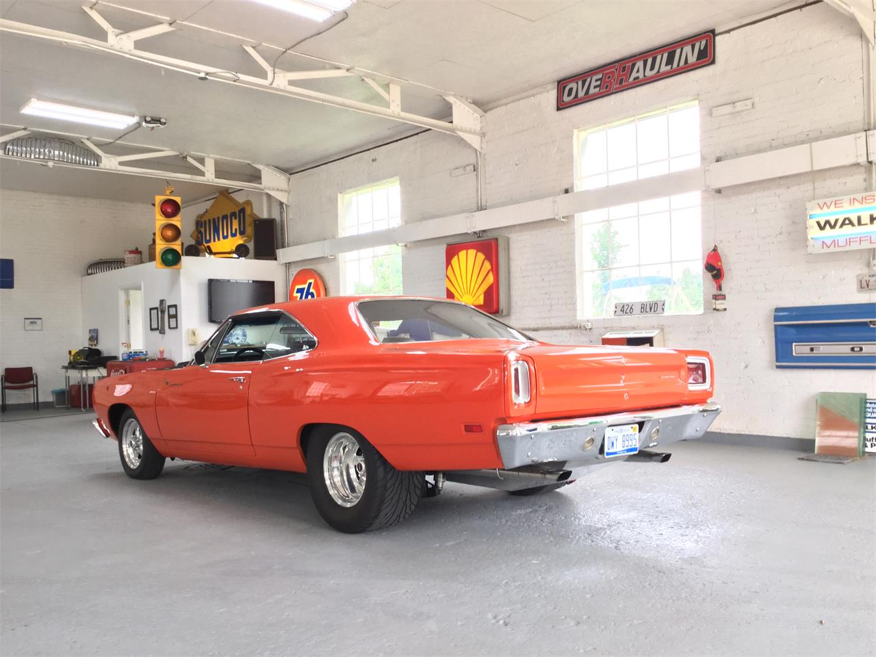 Large Picture of '69 Plymouth Road Runner located in Clarklake Michigan - $55,000.00 Offered by Clarklake Classics - OHP9