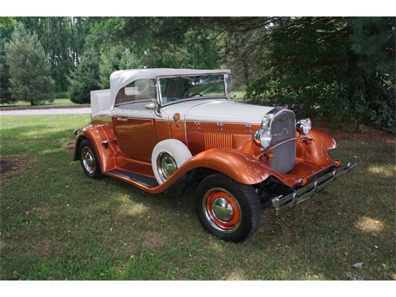 Large Picture of '32 Model A Replica - OHPN