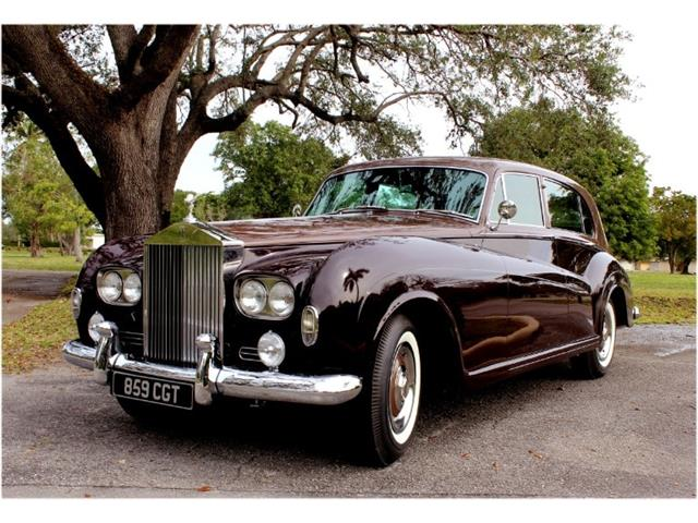 Picture of Classic '63 Rolls-Royce Silver Cloud III located in Florida Auction Vehicle - OHQ8