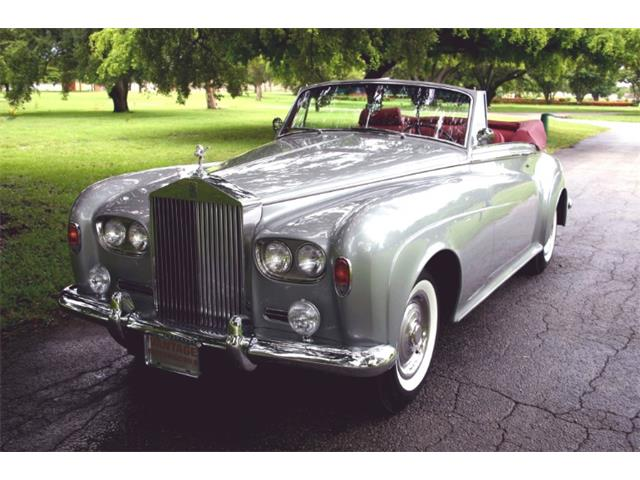 Picture of '63 Silver Cloud III - OHQ9
