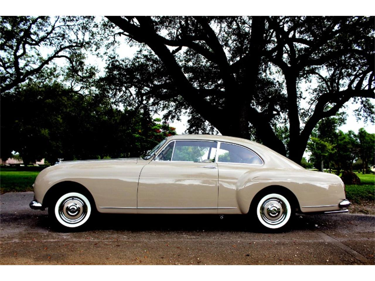 Large Picture of '56 Bentley S Continental located in North Miami  Florida Auction Vehicle Offered by Vantage Motorworks - OHQK