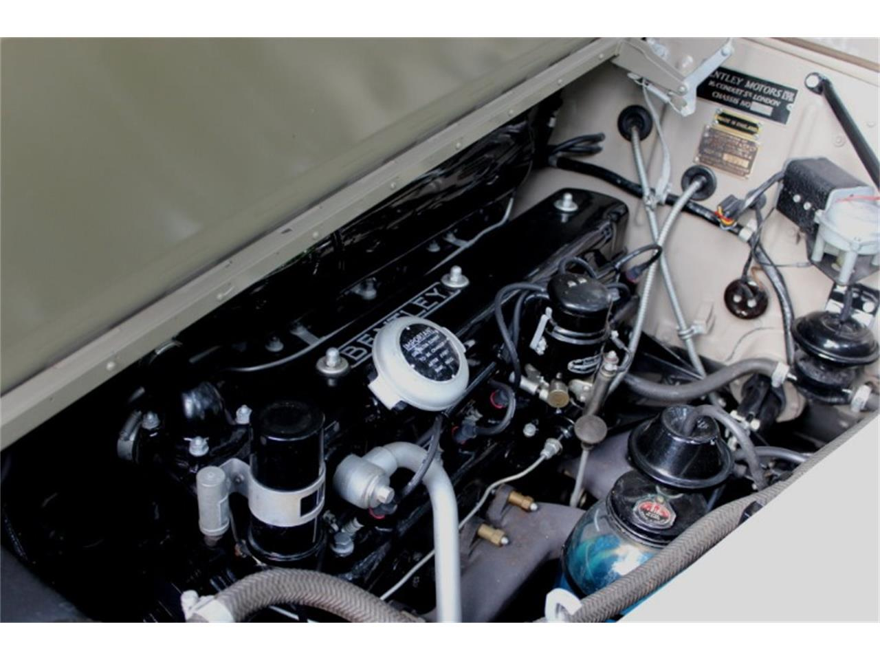 Large Picture of Classic '56 Bentley S Continental Auction Vehicle - OHQK