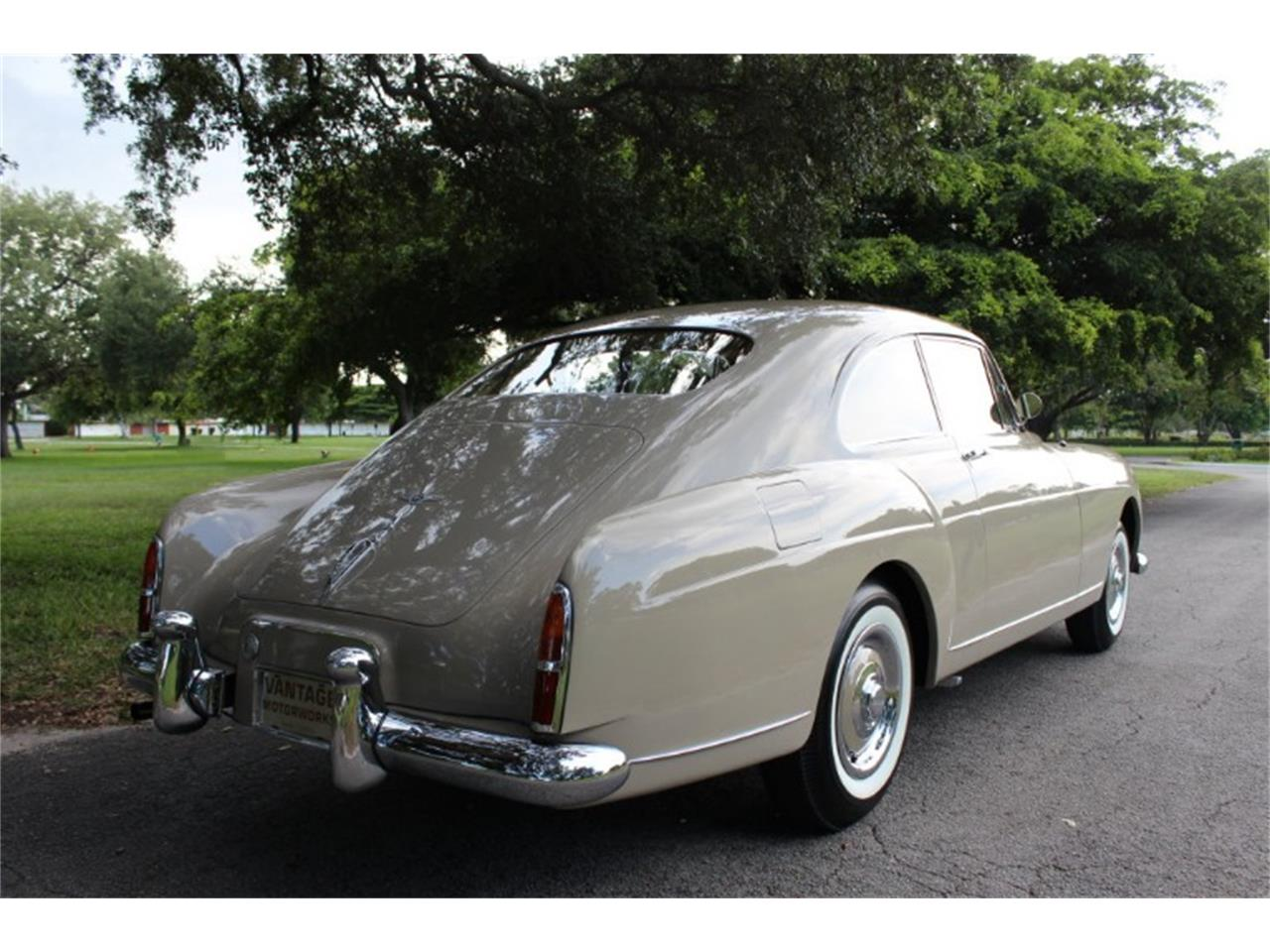 Large Picture of 1956 Bentley S Continental located in Florida Auction Vehicle Offered by Vantage Motorworks - OHQK