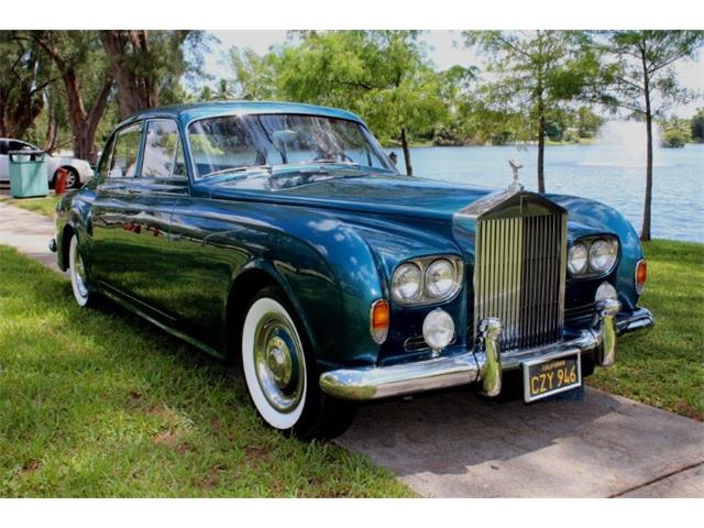 Picture of Classic '64 Rolls-Royce Silver Cloud III Auction Vehicle - OHQM