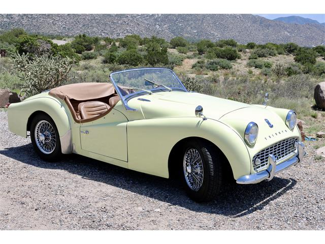 Picture of '61 TR3A - OHQP