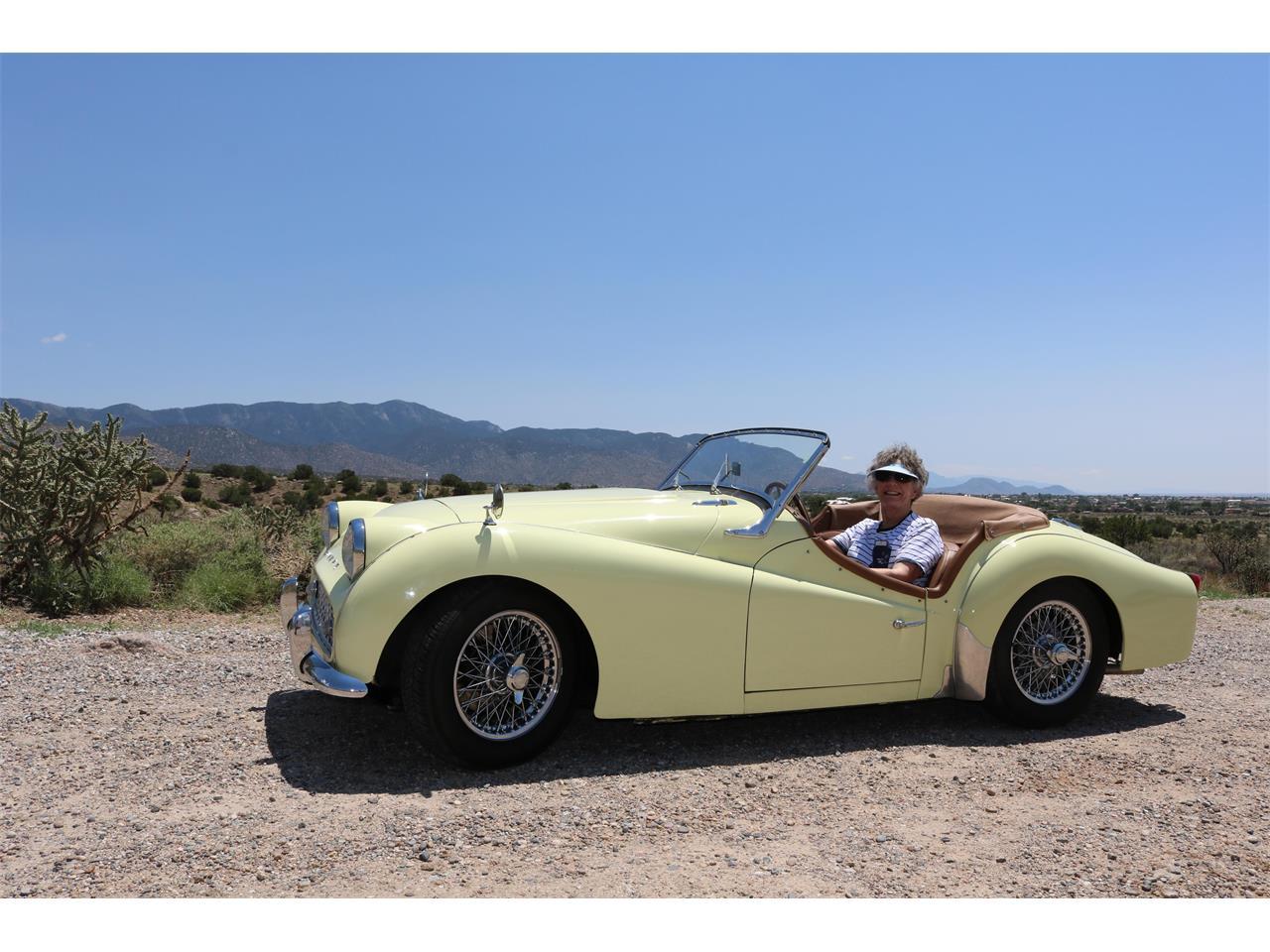 1961 Triumph Tr3a For Sale Classiccarscom Cc 1142737
