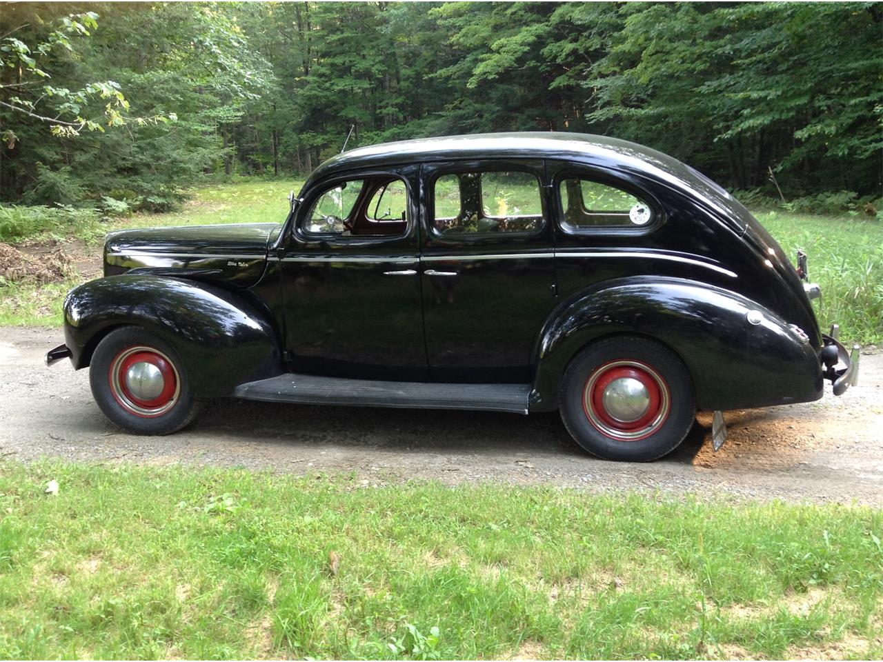 Large Picture of 1940 Sedan Limo Offered by a Private Seller - OHQS