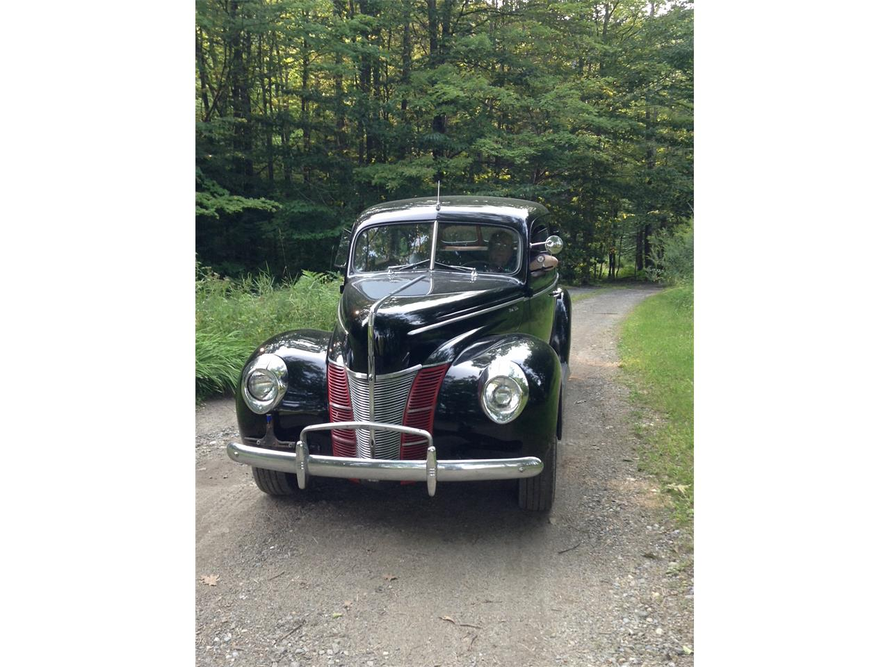 Large Picture of '40 Sedan Limo located in Vermont Offered by a Private Seller - OHQS