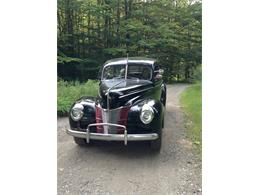 Picture of 1940 Sedan Limo located in Springfield Vermont - $21,000.00 Offered by a Private Seller - OHQS