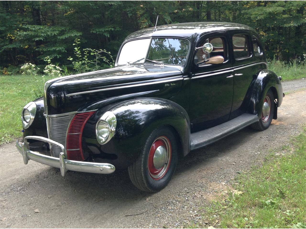 Large Picture of '40 Ford Sedan Limo - OHQS
