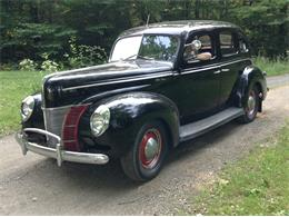 Picture of Classic 1940 Ford Sedan Limo located in Vermont - $21,000.00 Offered by a Private Seller - OHQS