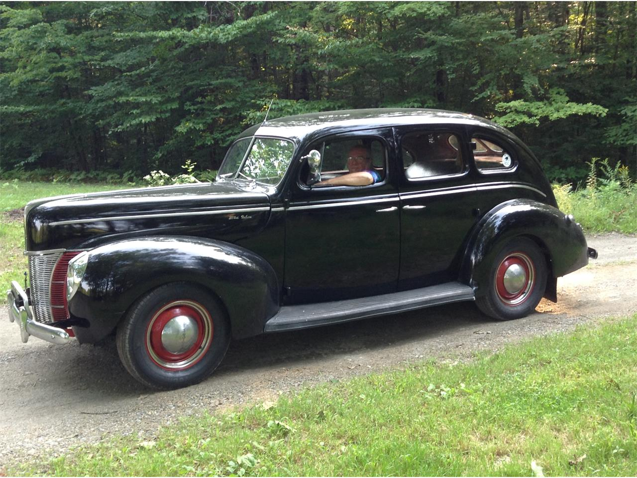 Large Picture of Classic '40 Sedan Limo - $21,000.00 Offered by a Private Seller - OHQS
