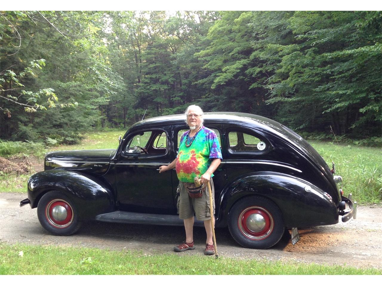 Large Picture of Classic '40 Ford Sedan Limo - OHQS