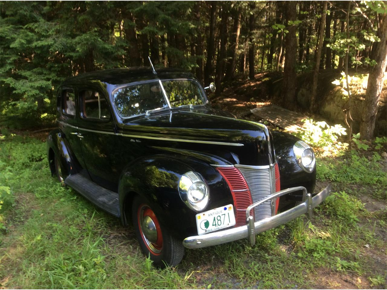 Large Picture of Classic 1940 Sedan Limo located in Vermont - $21,000.00 - OHQS