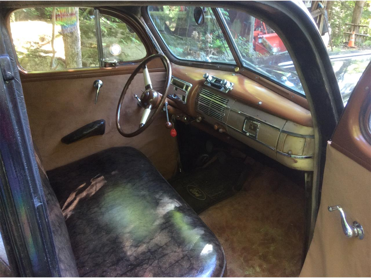 Large Picture of '40 Sedan Limo located in Springfield Vermont - $21,000.00 Offered by a Private Seller - OHQS