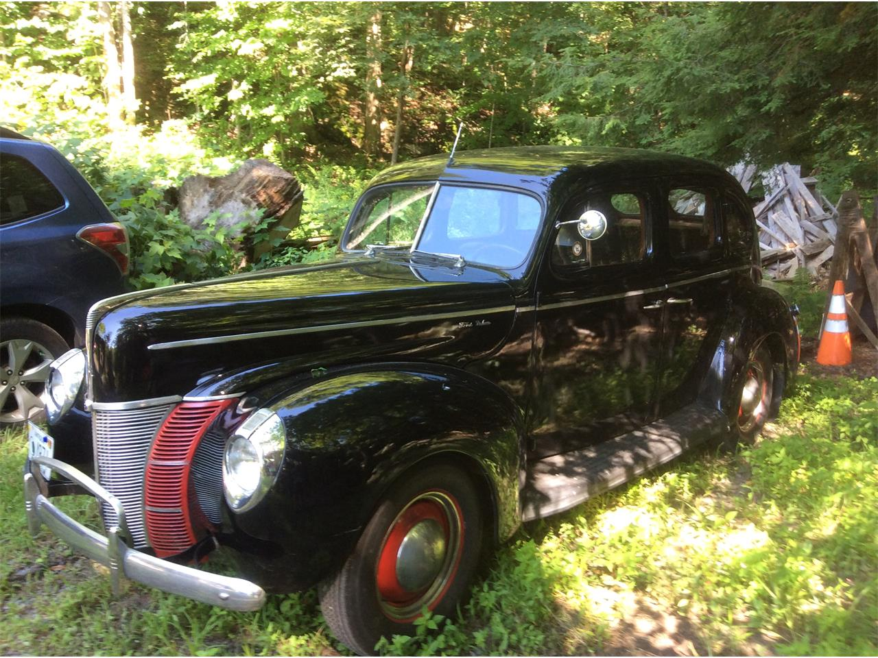 Large Picture of 1940 Sedan Limo located in Springfield Vermont - $21,000.00 - OHQS