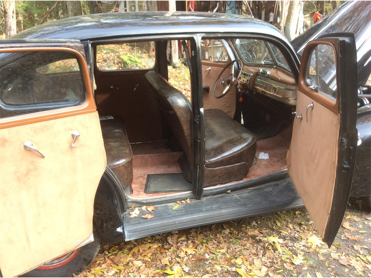 Large Picture of 1940 Ford Sedan Limo - $21,000.00 Offered by a Private Seller - OHQS