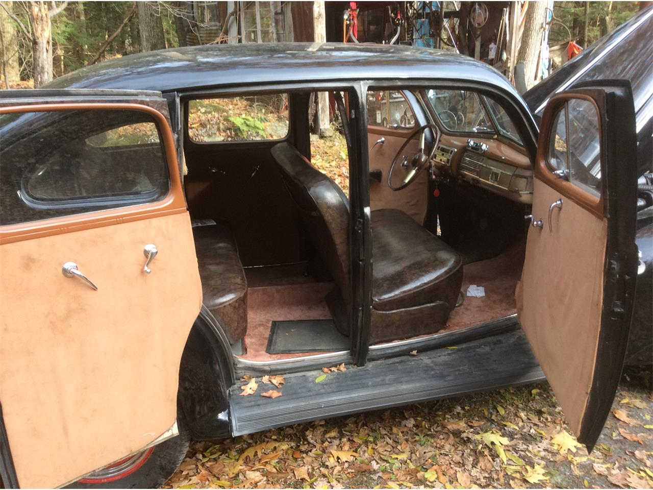 Large Picture of 1940 Sedan Limo located in Vermont - $21,000.00 Offered by a Private Seller - OHQS