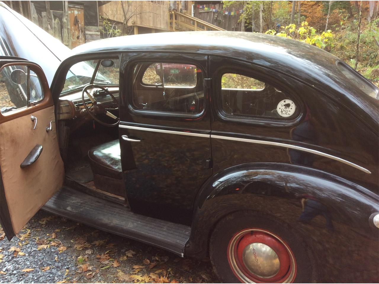 Large Picture of '40 Ford Sedan Limo located in Springfield Vermont Offered by a Private Seller - OHQS
