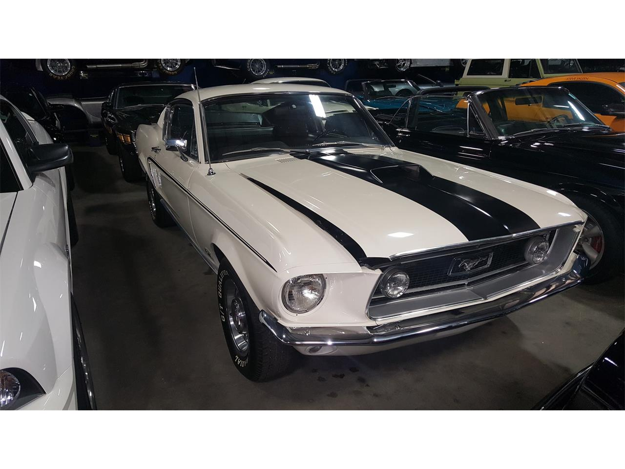 For sale 1968 ford mustang gt in windsor california