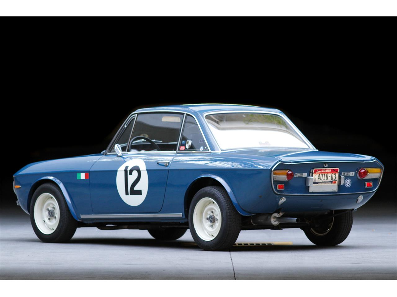 Large Picture of '75 Lancia Fulvia - OHR3