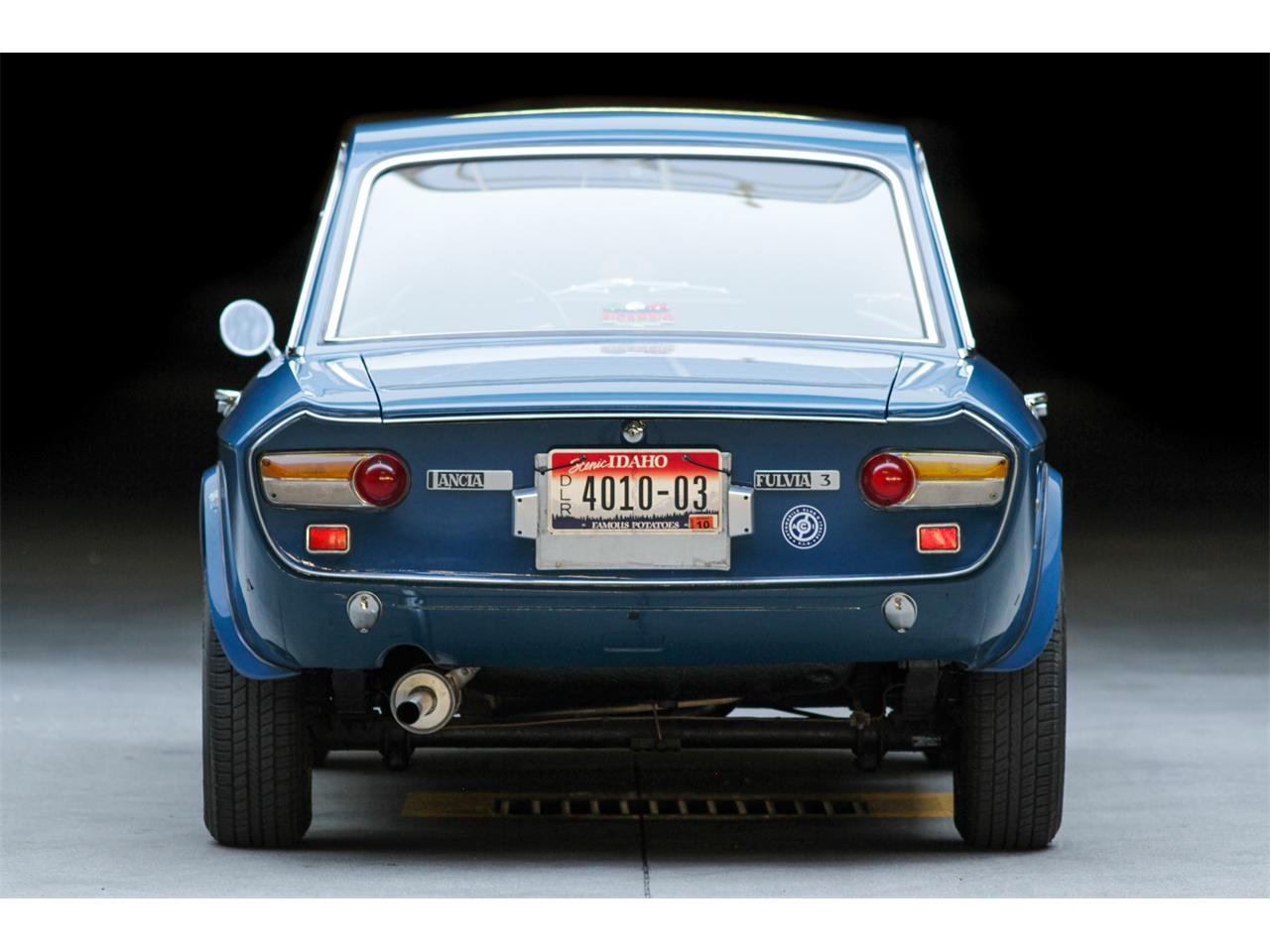 Large Picture of '75 Fulvia - OHR3