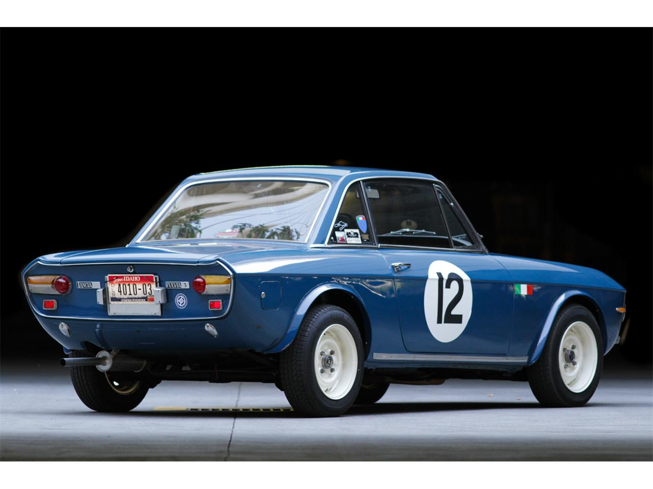 Large Picture of '75 Fulvia located in Boise Idaho - OHR3