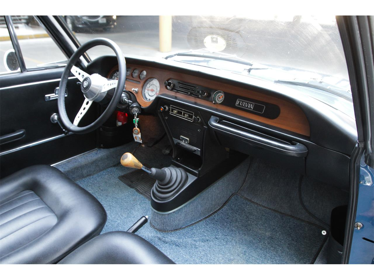 Large Picture of 1975 Lancia Fulvia located in Idaho - OHR3