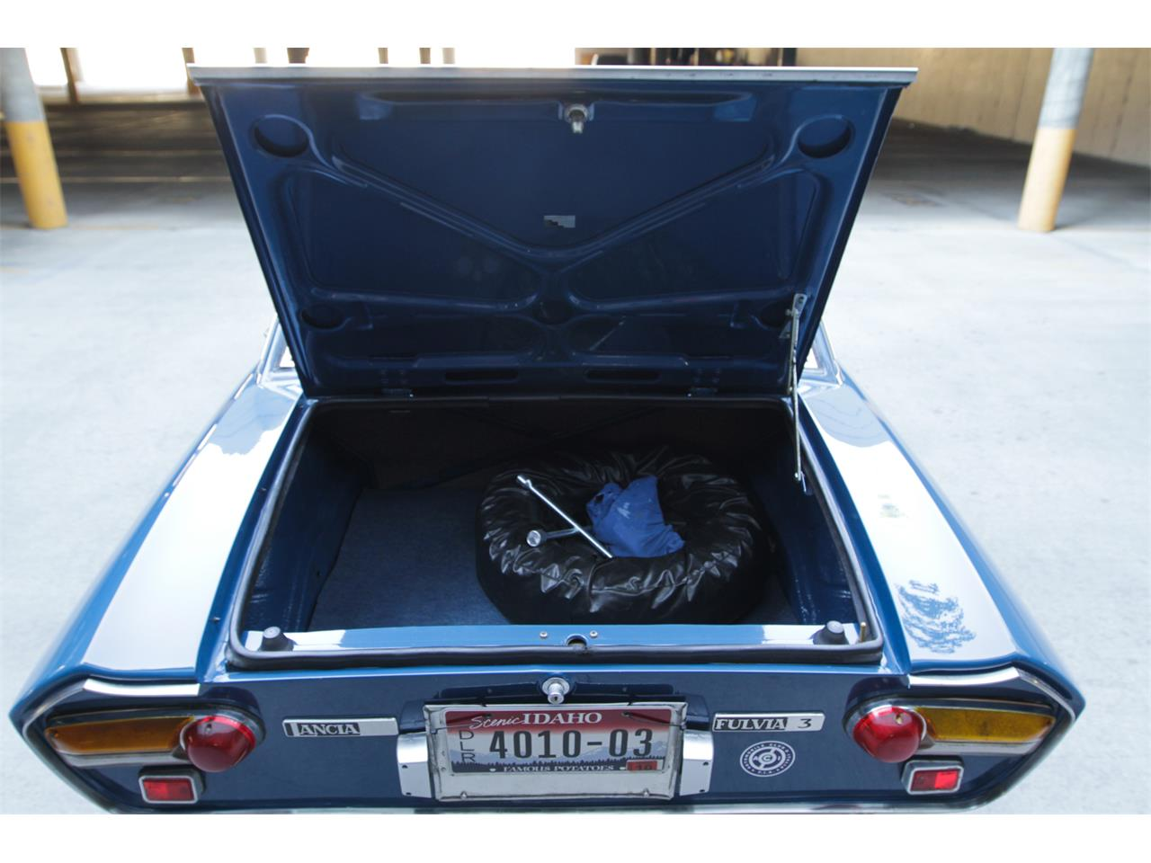 Large Picture of '75 Lancia Fulvia - $35,000.00 Offered by Modern Classics LLC - OHR3