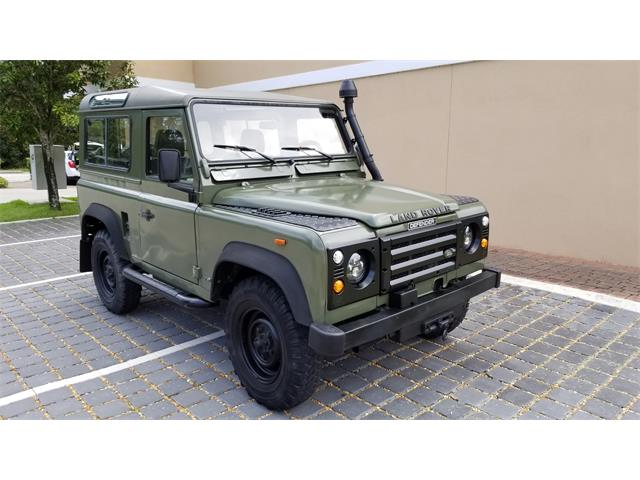 Picture of '93 Defender - OHR6
