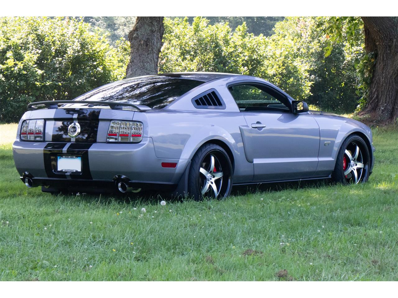 Large Picture of '07 Mustang GT - OHRB