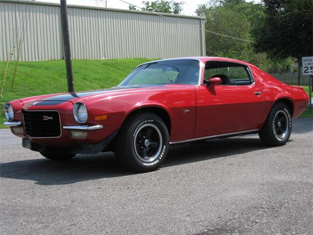 Picture of '72 Chevrolet Camaro Z28 located in   Offered by  - OHRH