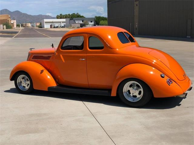 Picture of '37 5-Window Coupe - OHRJ