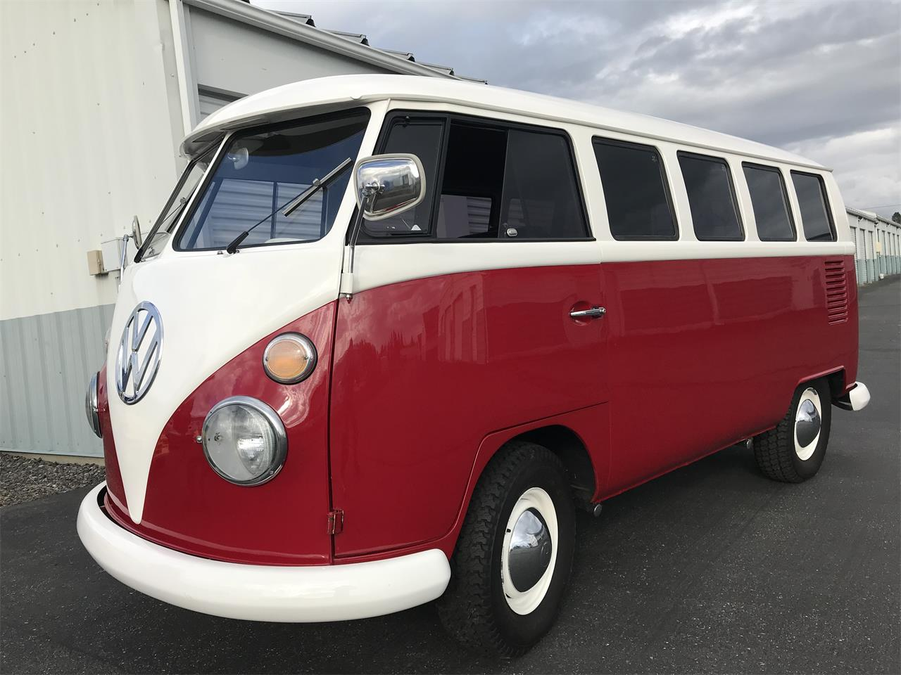 Large Picture of Classic '67 Volkswagen Bus - $35,000.00 Offered by Imports & Classics - OHRO