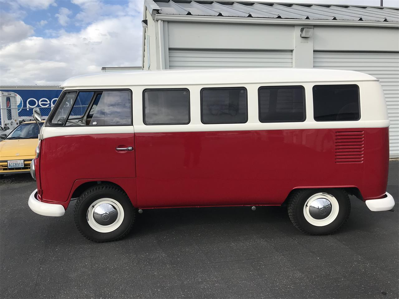 Large Picture of '67 Bus - $35,000.00 Offered by Imports & Classics - OHRO