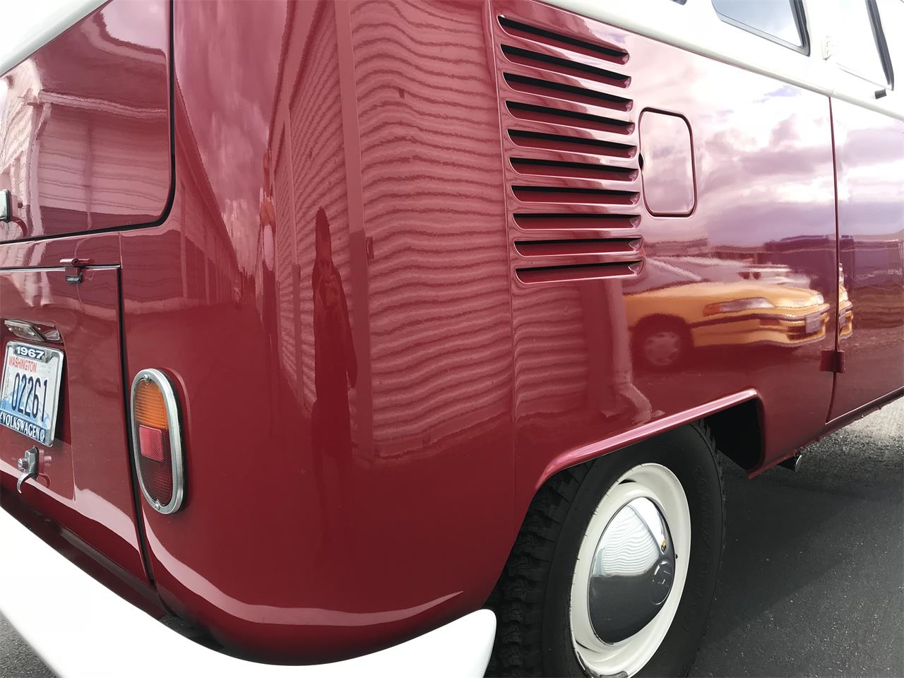 Large Picture of Classic 1967 Volkswagen Bus Offered by Imports & Classics - OHRO