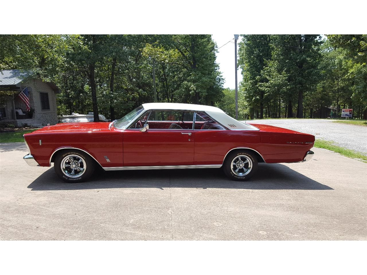 Large Picture Of 1966 Galaxie 500   $18,500.00   OFUG
