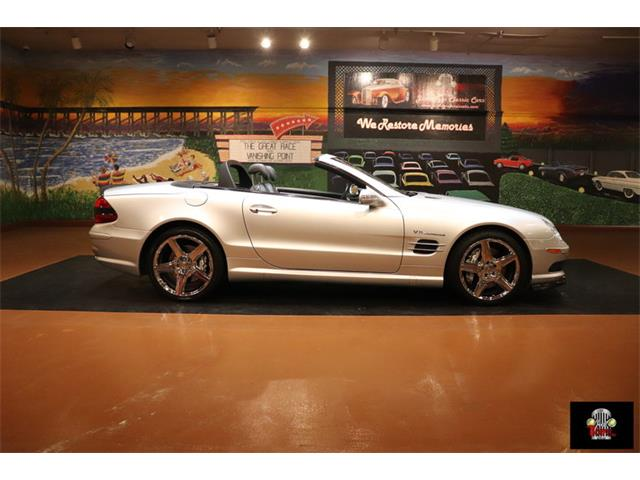 Picture of '03 Mercedes-Benz SL55 located in Florida Offered by  - OHSK