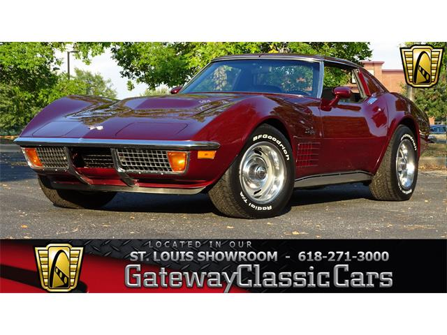 Picture of '72 Corvette - OHSN