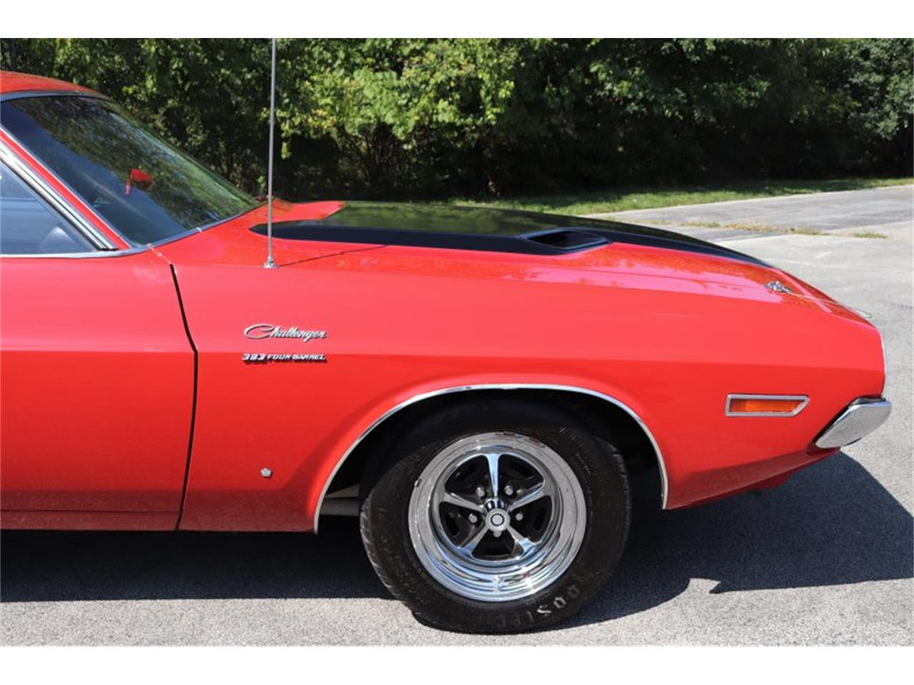 Large Picture of '70 Challenger - OHSU