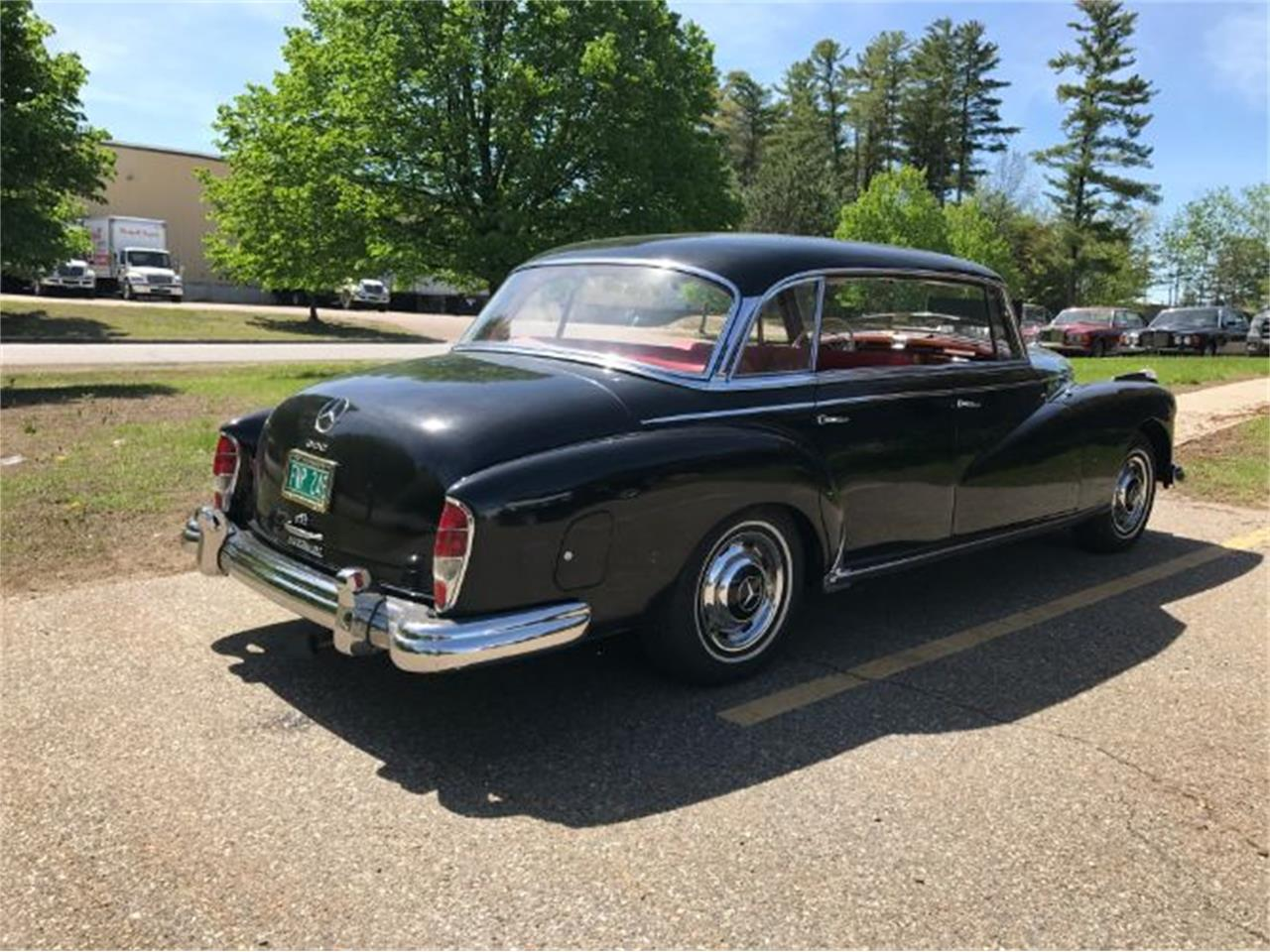 Large Picture of 1960 Mercedes-Benz 300D located in Michigan - $49,995.00 - OHTC