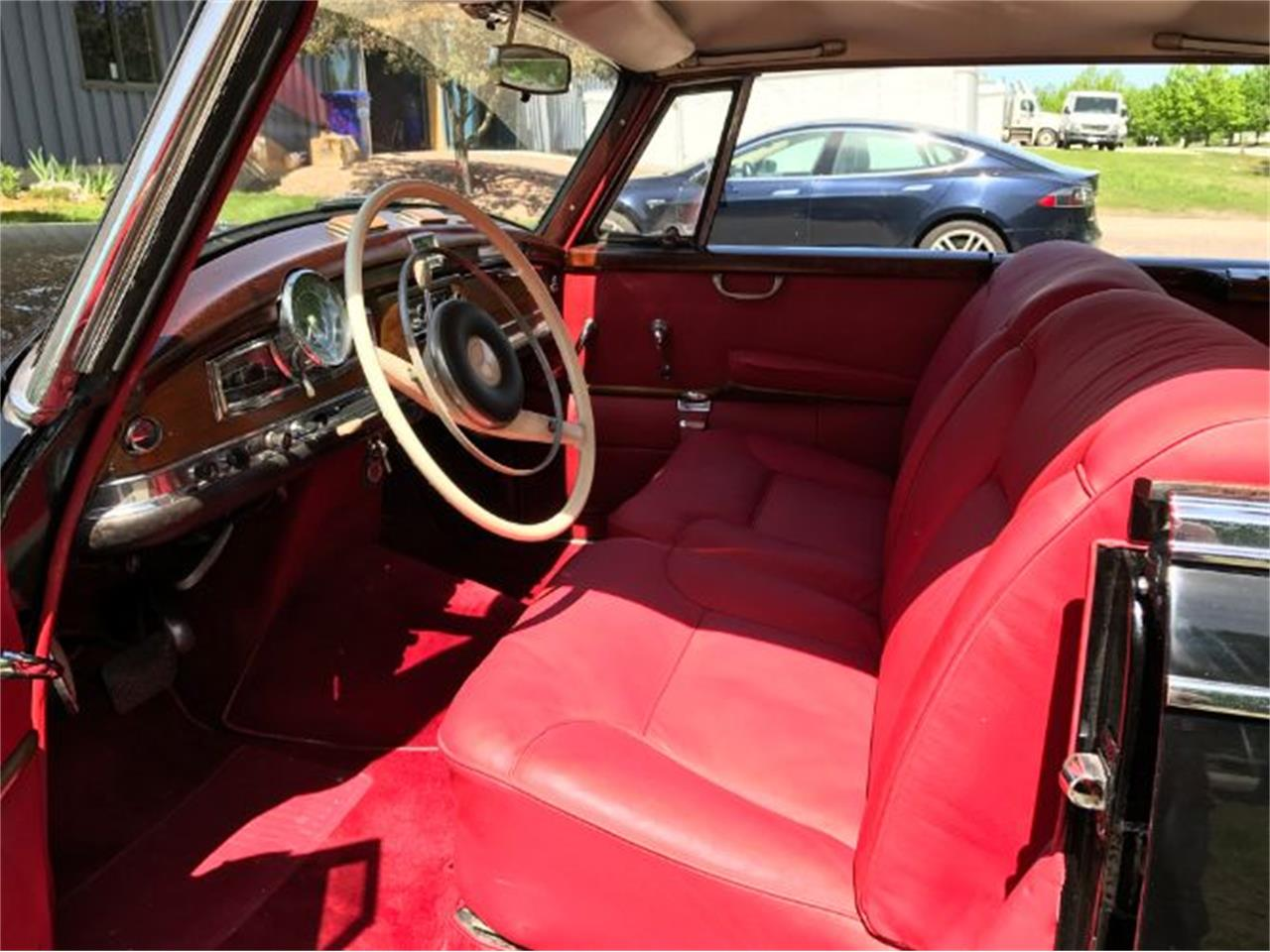 Large Picture of Classic 1960 300D located in Cadillac Michigan Offered by Classic Car Deals - OHTC