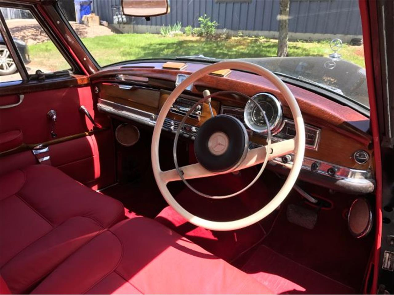 Large Picture of 1960 Mercedes-Benz 300D Offered by Classic Car Deals - OHTC