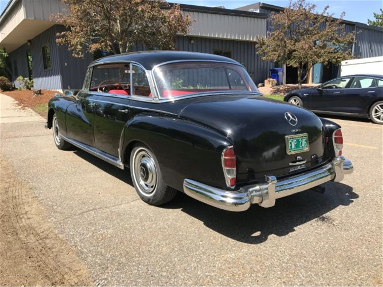 Large Picture of '60 Mercedes-Benz 300D - OHTC
