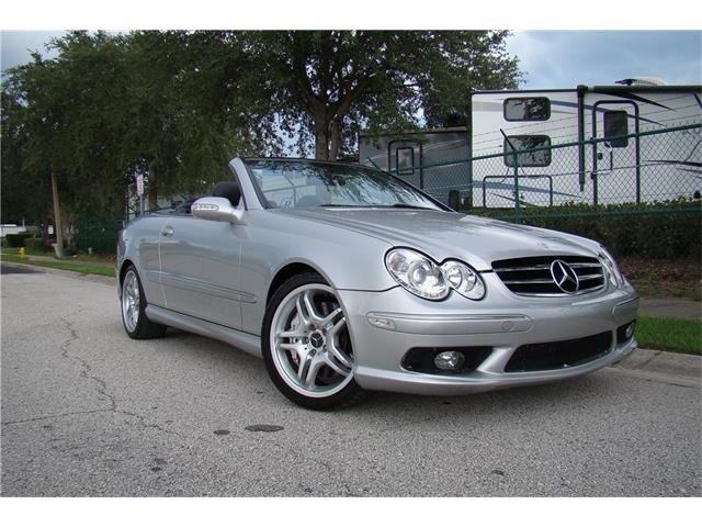 Picture of 2005 CLK located in Las Vegas Nevada Offered by  - OHUC