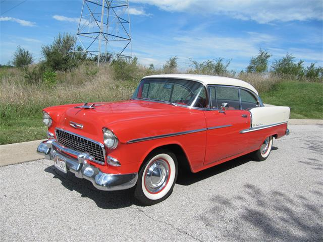 Picture of '55 Bel Air - OFUO