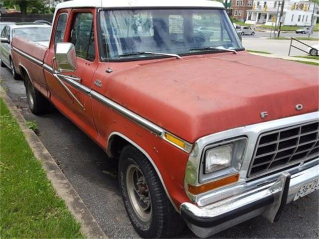 Picture of '79 F250 - OHUS